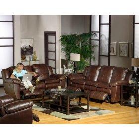 Dual Reclining Sofa And Loveseat