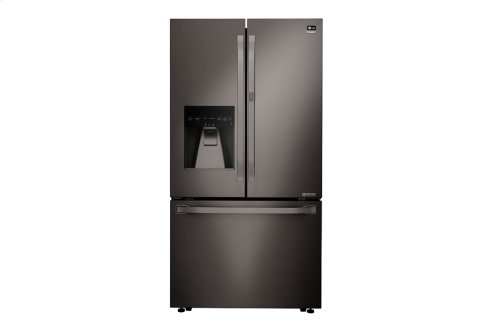 LG STUDIO - 24 cu. ft. Counter-Depth French Door Refrigerator with Door-in-Door®