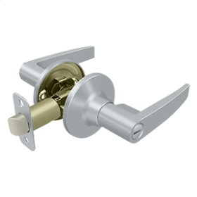 Morant Lever Privacy - Brushed Chrome