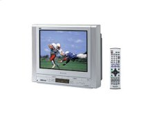 "Triple Play™ Plus 27"" TV/DVD-RAM/VCR Combo"