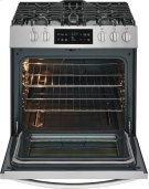 Frigidaire 30'' Front Control Freestanding Gas Range Product Image