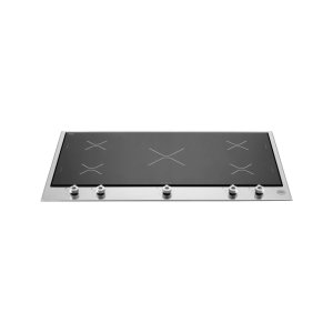 Bertazzoni36 Segmented Cooktop 5 induction zones Stainless