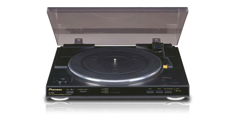 Fully Automatic Turntable