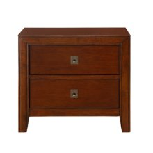 New Albany 2-Drawer Nightstand