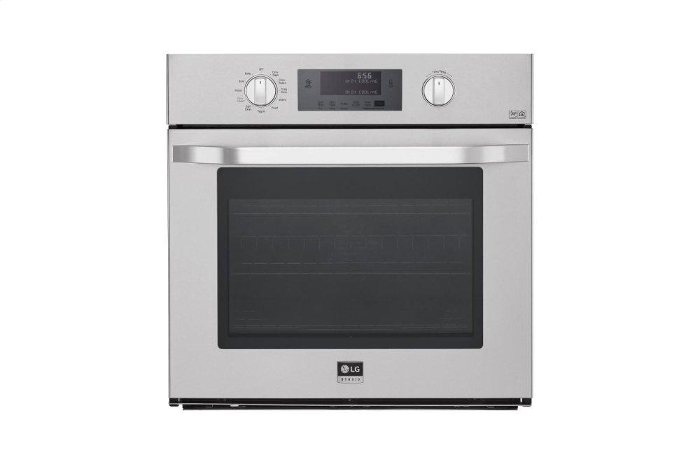 LSWS306ST LG Appliances STUDIO LG STUDIO 4.7 cu. ft. Single Built-In ...