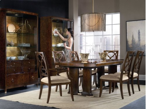 Skyline Trestle Dining Table