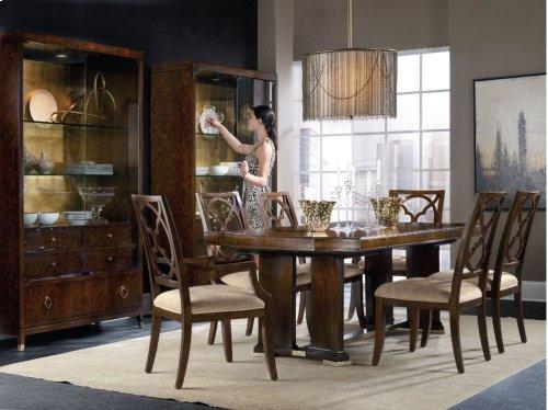 Skyline Trestle Dining Table