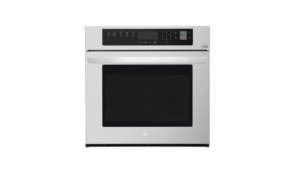 LG Appliances4.7 Cu. Ft. Single Built-In Wall Oven