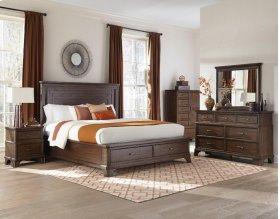 Telluride King-Size Bed Headboard
