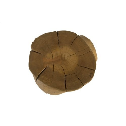 Wood Round Stool, Assorted