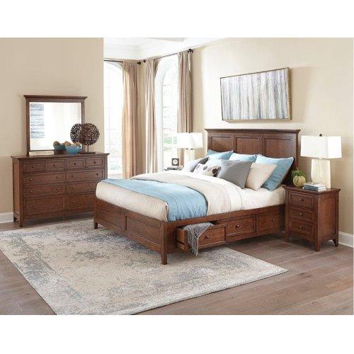 Bedroom - San Mateo 11 Drawer Gentleman's Chest