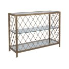 Antique Copper Royere Console Table Product Image
