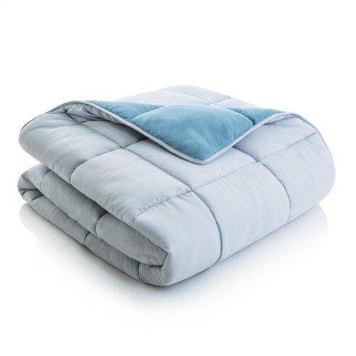 Reversible Bed in a Bag - Split Queen Ash