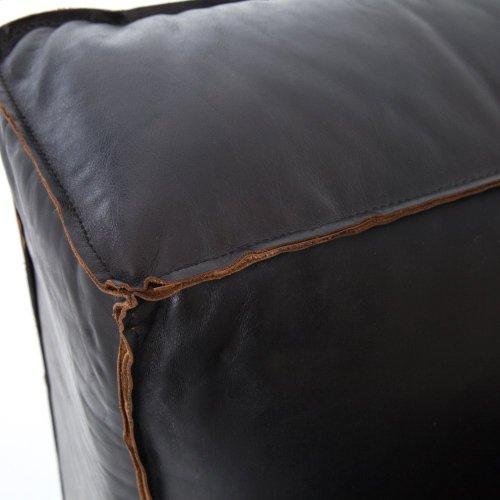 Nolita Sectional Raf-old Saddle Black