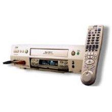 Super VHS Hi-Fi with VCR Plus +