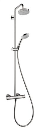 Chrome Showerpipe 150 1-Jet, 2.0 GPM Product Image