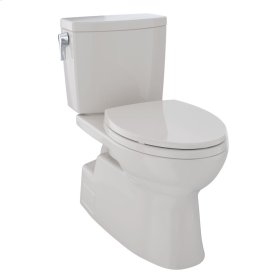 Vespin® II 1G Two-Piece Toilet, Elongated Bowl - 1.0 GPF - Sedona Beige