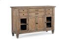 Brownstone Village Credenza Product Image