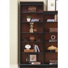 260-HO3084-R  Jr Executive 84 Inch Bookcase (RTA)