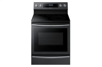 NE59N6650WG Electric Oven with Steam Assist (Black Stainless Steel)