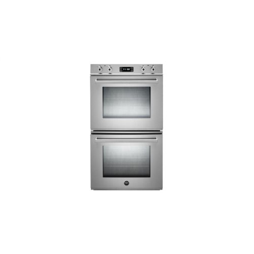 30 Double Oven XE Stainless