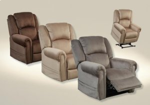 Power Headrest Powr Lift Lay Flat Recliner