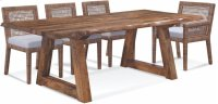 Bellport Live Edge Dining Table Product Image