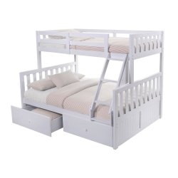 3001 Mission Hills Twin/Full Storage Bed