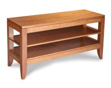 Justine Open TV Stand, Small