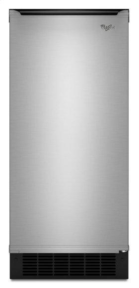 Whirlpool Gold® 15-inch Ice Maker with Reversible Door