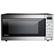 1.6 Cu. Ft. Built-In/Countertop Microwave Oven with Inverter Technology - Stainless Steel - NN-SD745S