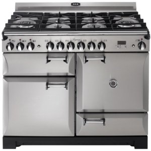"AGAStainless Steel AGA Legacy 44"" Dual Fuel Range"