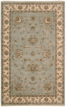Legend Ld02 Aqu Rectangle Rug 5'6'' X 8'6''
