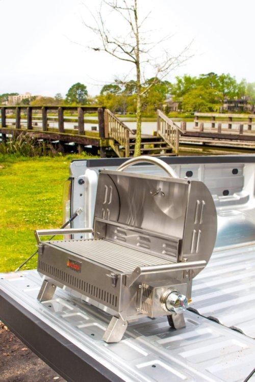 Blaze Professional Portable Grill / Blaze Marine Grade 316L Professional Portable Grill