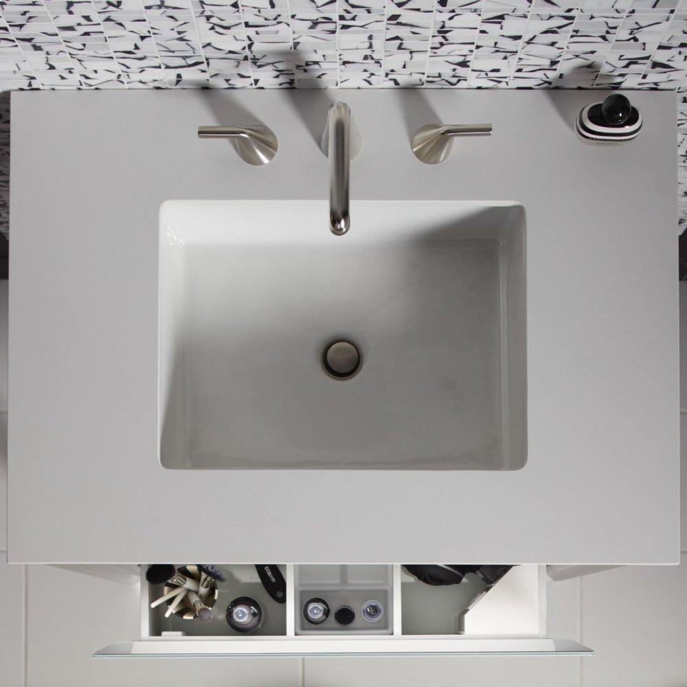 22 X 19 32 Vanity Top In White Hidden Product