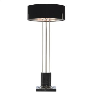 Winsland Nickel Table Lamp
