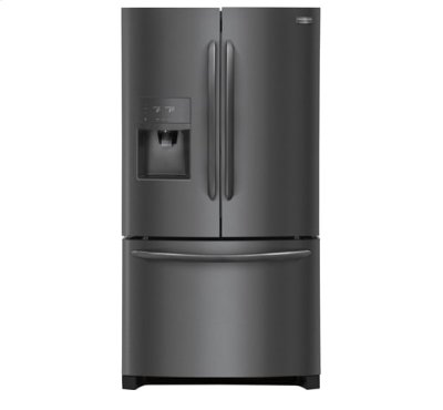 Frigidaire Gallery 21.7 Cu. Ft. Counter-Depth French Door Refrigerator Product Image