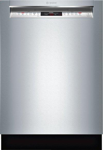 800 Rec Hndl, 6/5 cycles, 42 dBA, Flex 3rd Rck, UR glide, Touch Cntrls - SS Product Image