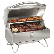 FreeStyle Portable Grill with Infrared Bottom Burner