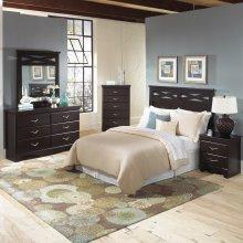 Standard Furniture 57650 Crossroads Panel Bedroom set Houston Texas USA Aztec Furniture