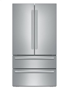 """800 Series 36"""" Counter Depth French Door Bottom Freezer 800 Series - Stainless Steel B21CL81SNS"""