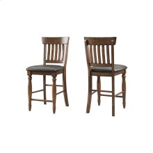 Dining - Kingston Slat Back Counter Stool