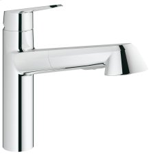 Eurodisc Cosmopolitan Single-Handle Kitchen Faucet