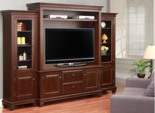 Florentino Side Bookcase Only from F460