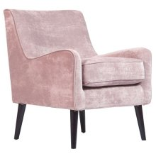 Kristina Blush Accent Chair, AC142
