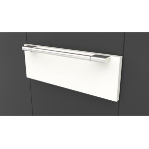 "Fulgor Milano30"" Pro Warming Drawer - Matte White"