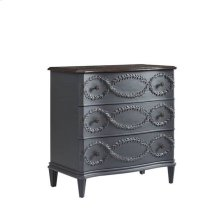 Villa Couture Nicolo Bachelor's Chest In Bluestone