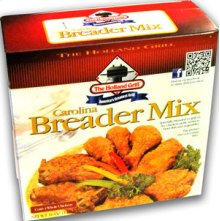Carolina Breader Mix 1-1lb box
