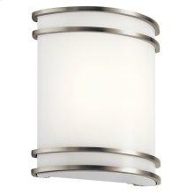 1 Light LED Wall Sconce NI