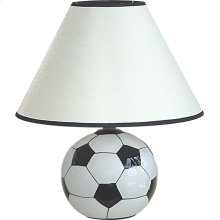 A31604 Soccer Table Lamp